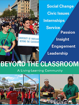 Beyond the CLassroom Poster