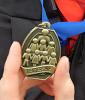 Beyond the Classroom Student Medal