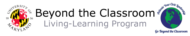 Beyond the Classroom Living-Learning Program